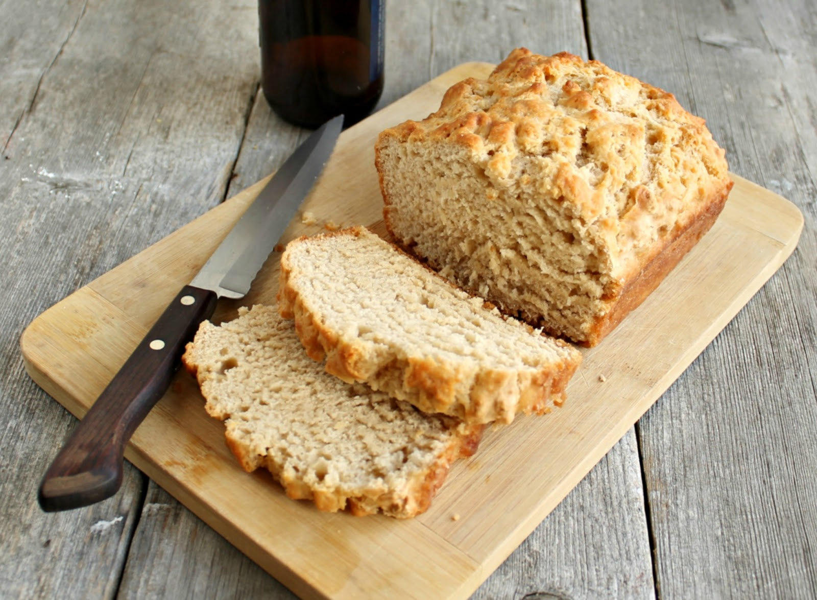 Hungry Couple: Honey Beer Bread