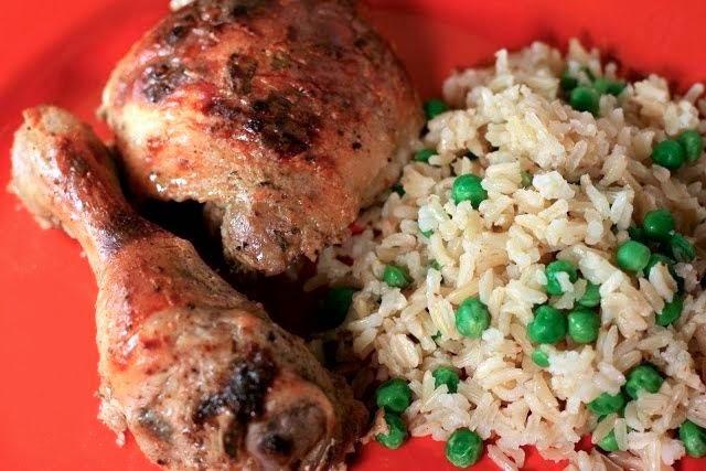 Garam Masala Chicken: simplelivingeating.com