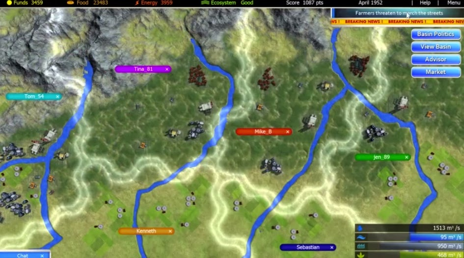 aqua republica yeni strateji oyunu