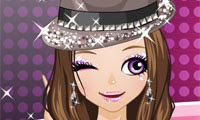 game berdandan sparkle make up
