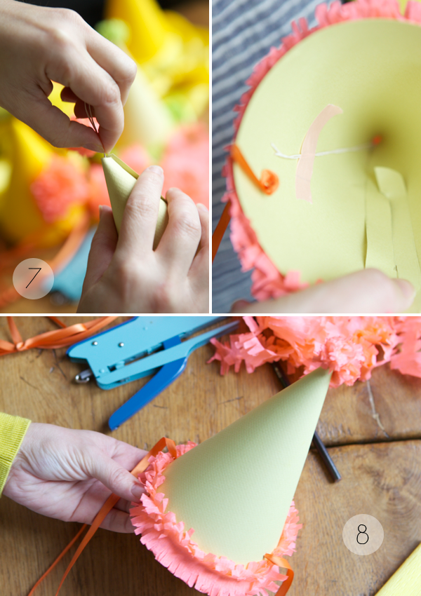Party Hats DIY Template – Party Hat Template