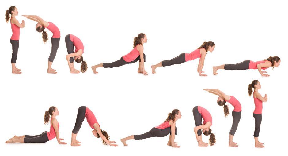 Lately Ive Been Trying To Get In The Habit Of Doing A Few Sun Salutations When I First Wake Up Morning Orderly Sequence Movements Is