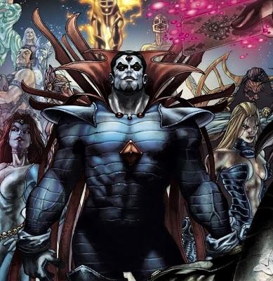 Siniestro villano de los X-Men