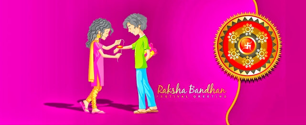 Happy Rakhi 2014 Wallpapers For Facebook Timeline Cover Happy