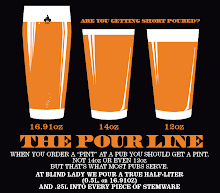 The Pour Line