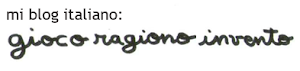 mi blog italiano: