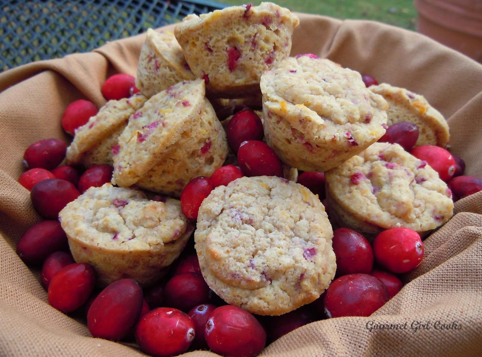Cranberry Cheesecake Muffins Recipes — Dishmaps