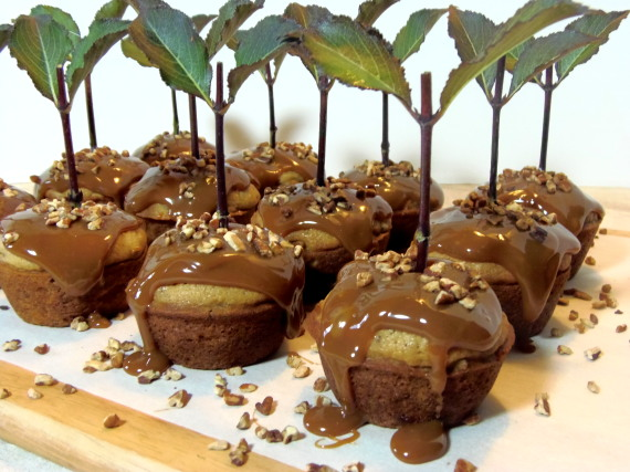 Caramel Apple Cupcake Recipe
