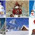 Feliz Navidad - Hermosas tarjetas y postales gifs animadas, para regalar y compartir en esta fecha muy importante.