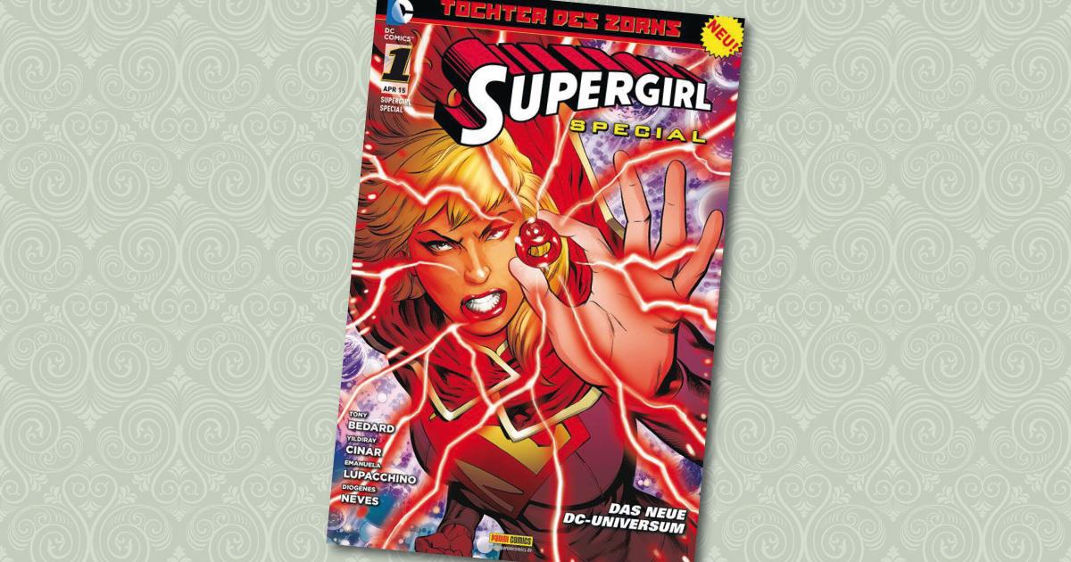 Supergirl Special Tochter des Zorns