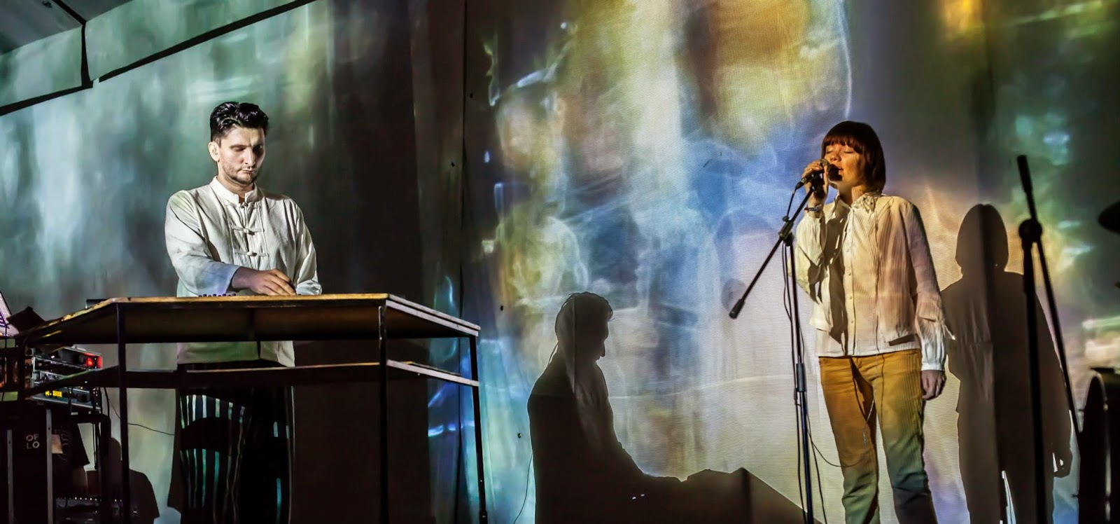 Thy Veils live at Sziget Festival 2014 - Daniel Dorobantu & Manuela Marchis