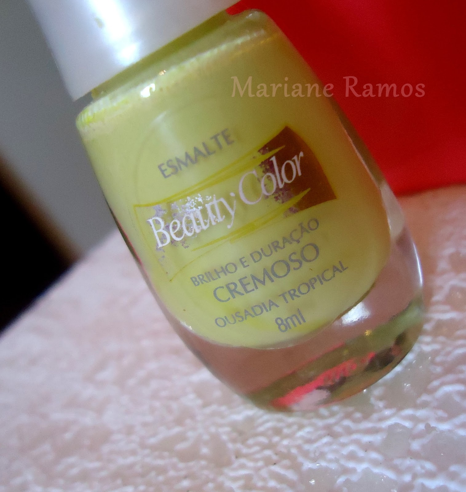 esmalte ousadia tropical beauty color e carimbos konad