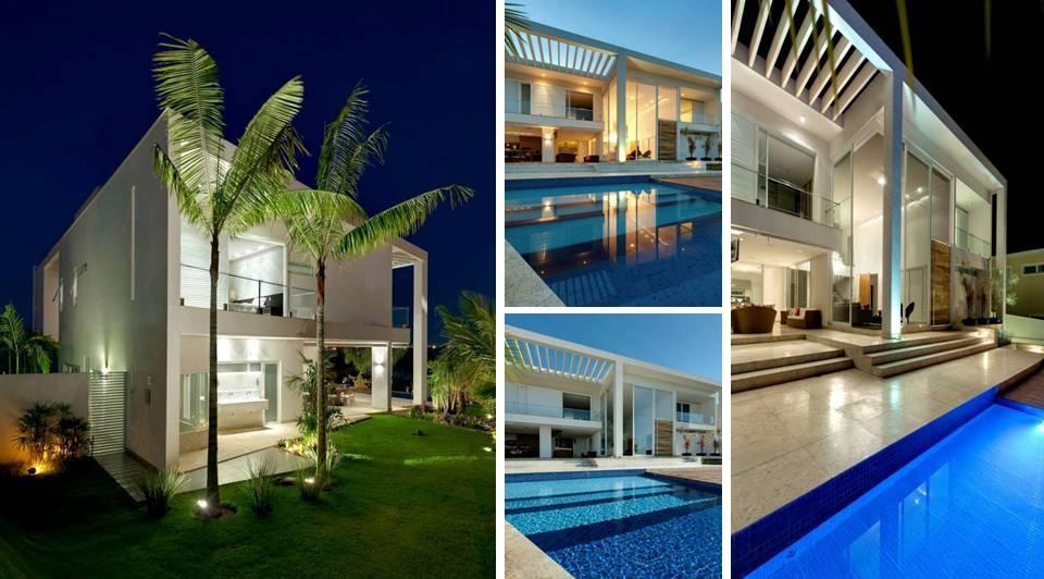 Home decor amazing exterior designs for this luxury home - Amazing exterior house designs ...