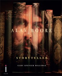 Essays and books on Alan Moore