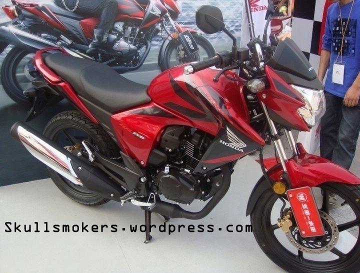 Foto Modifikasi Honda New Megapro title=