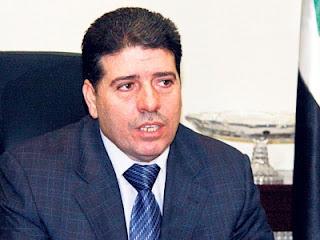Cubaan Bunuh PM Syria Gagal
