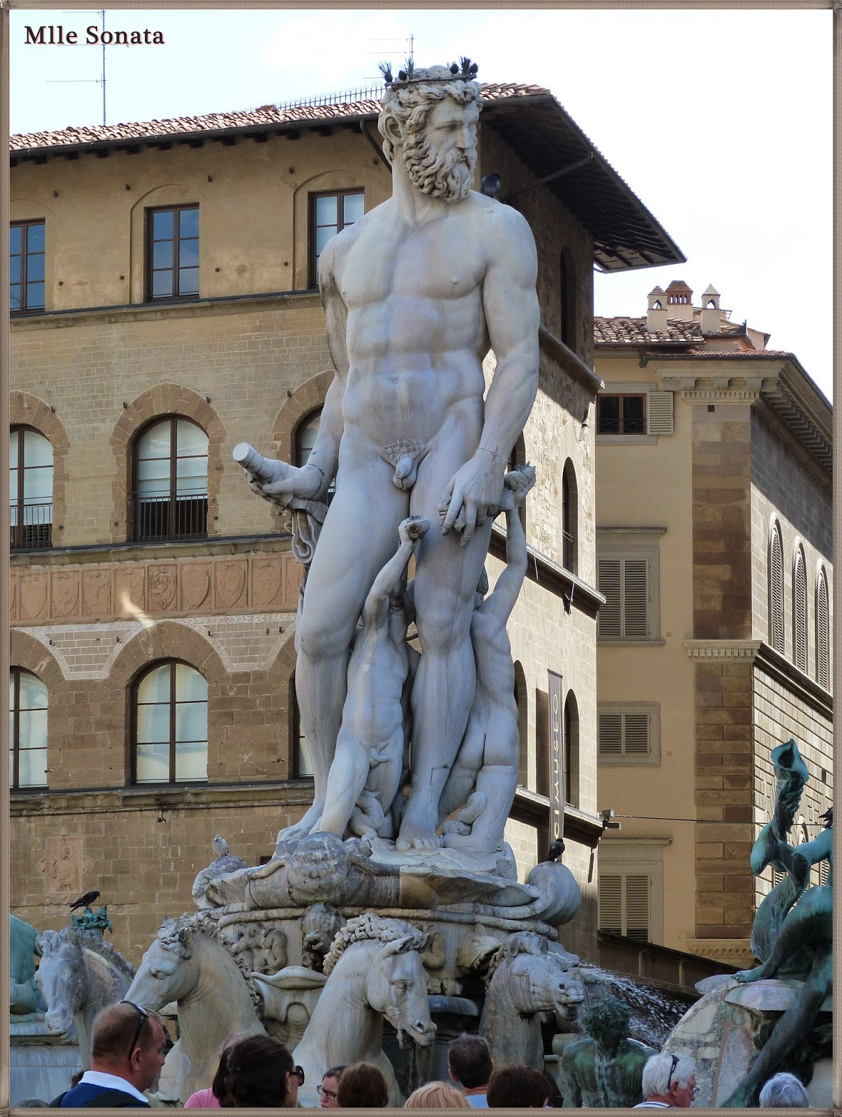Voyage Italie Sienne Piazza della Signoria