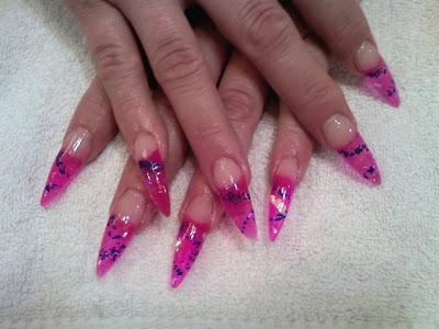 Cool Acrylic Nail Designs Nail Designs Hair Styles Tattoos And