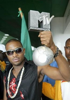 D'banj voted Best-African-Act of 2012 MTV Europe Music Awards