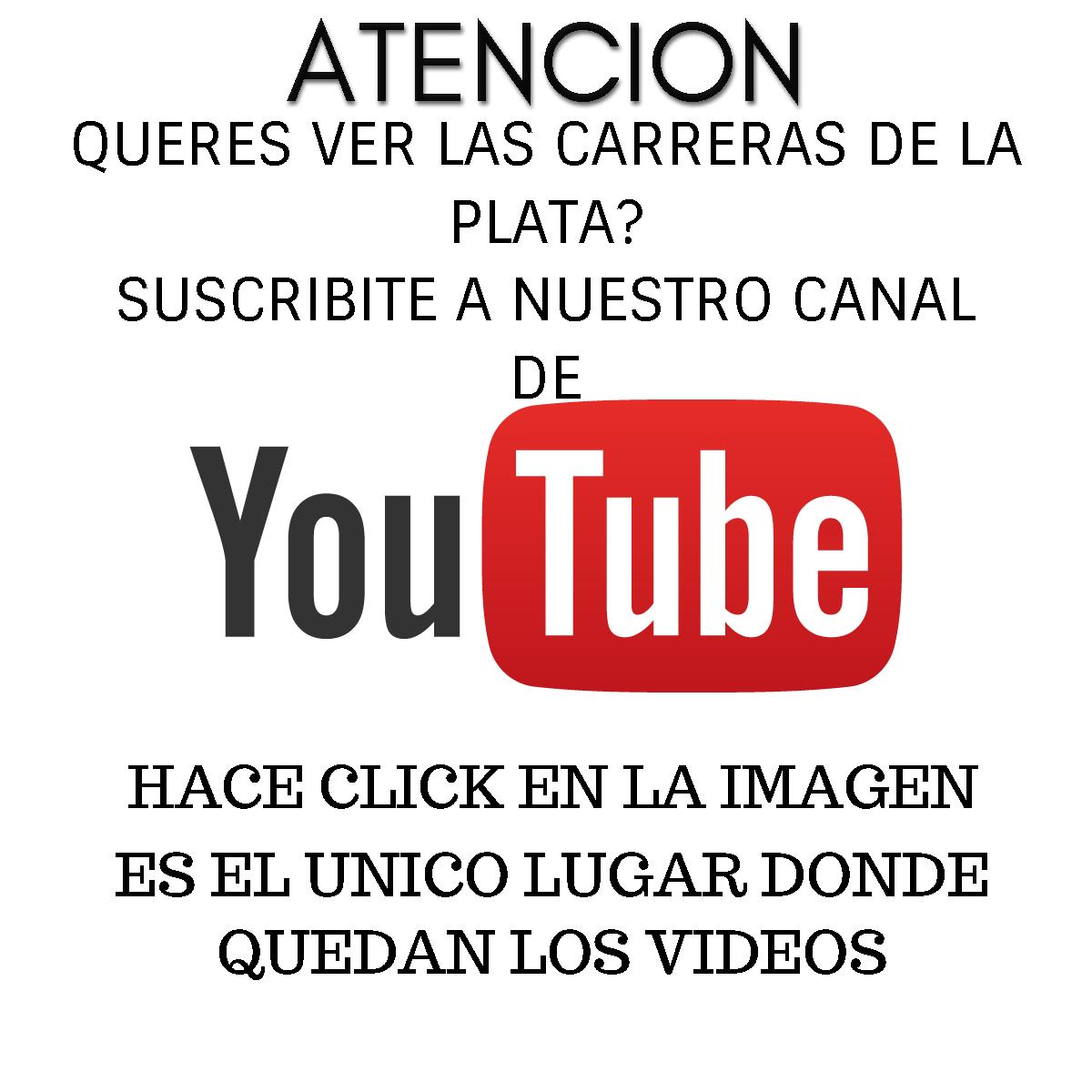 NUESTRO CANAL DE YOUTUBE!