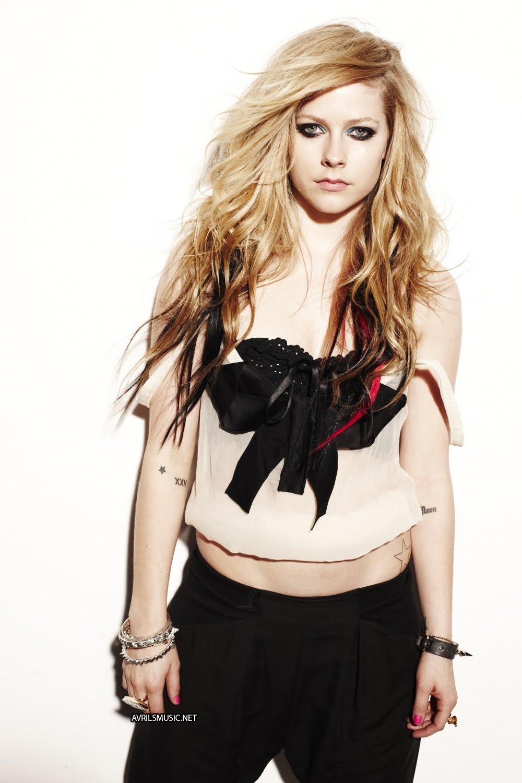 Inked Magazine Photoshoot | Avril PhotoGallery Portugal Avril Lavigne