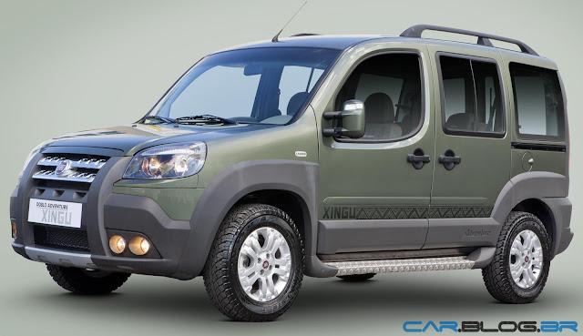 Fiat Doblò 2013 Adventure