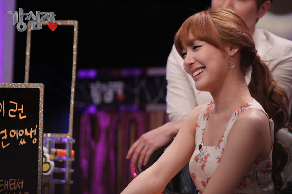 Tiffany @ Imagenes oficiales de SBS Strong Heart  120420sh8