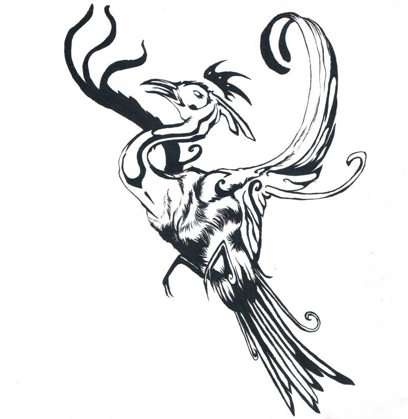 Phoenix tattoo meaning