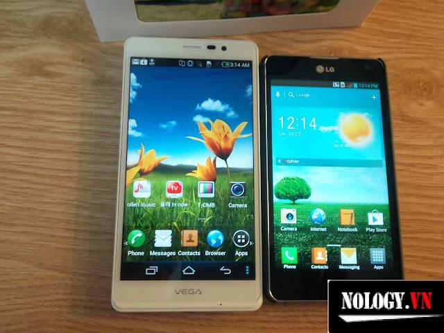 điện thoại LG optimus G