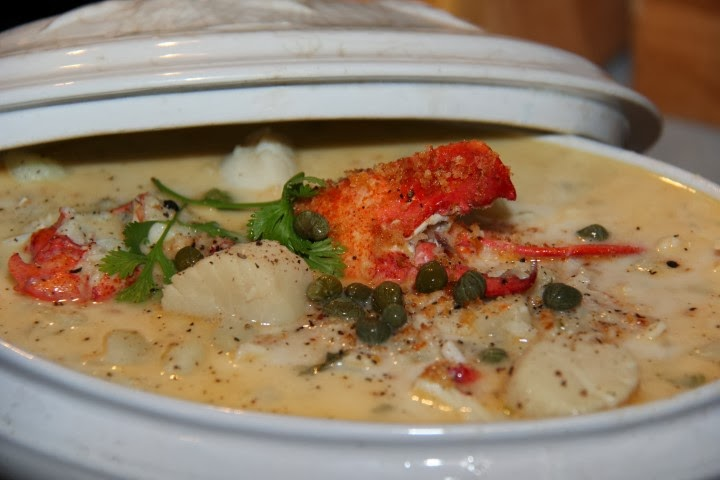 how to cook seafood chowder