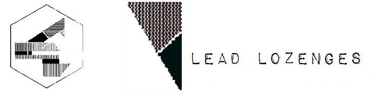 Lead Lozenges