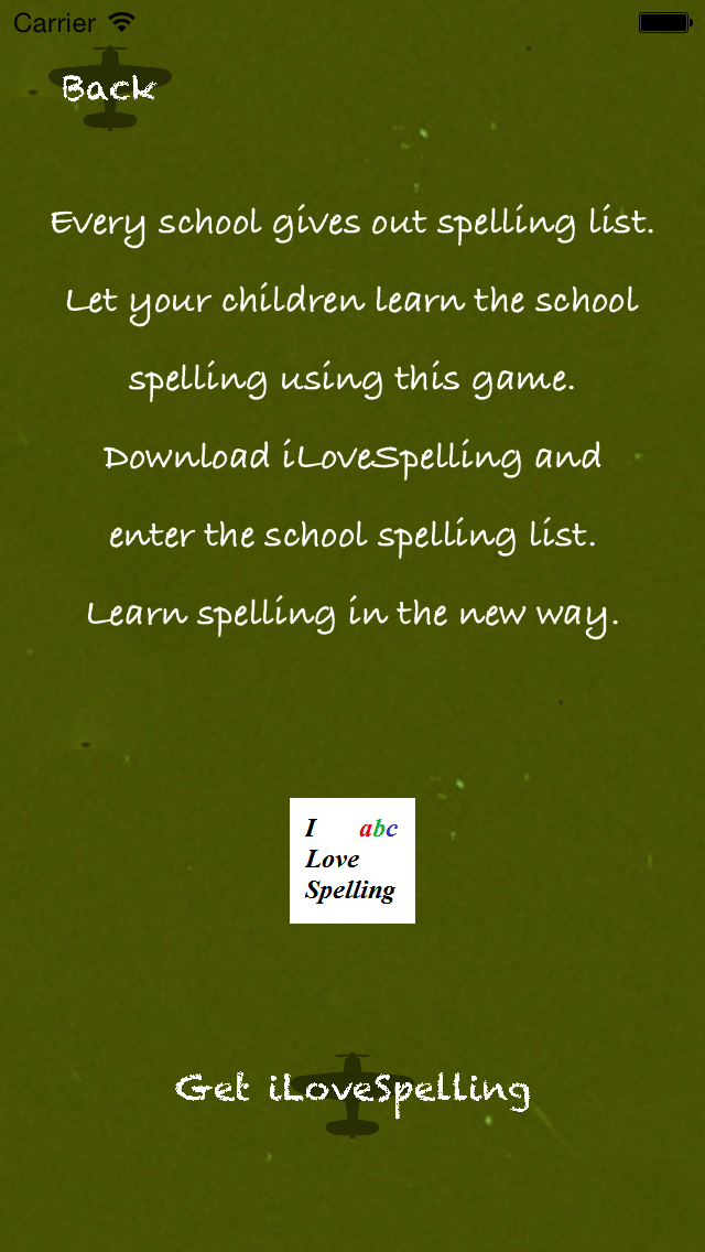 Download iLoveSpelling