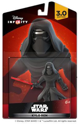 TOYS : JUGUETES - DISNEY Infinity 3.0  Kylo Ren : Star Wars | Figura - Muñeco - Videojuego  El Despertar de la Fuerza - The Force Awakens  Diciembre 2015 | A partir de 6 años  Comprar en Amazon España & buy Amazon USA
