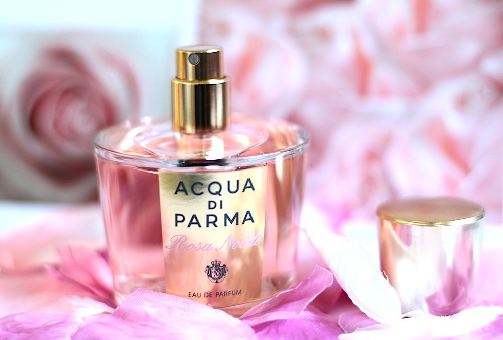 acqua di parma rosa nobilé parfum avis test