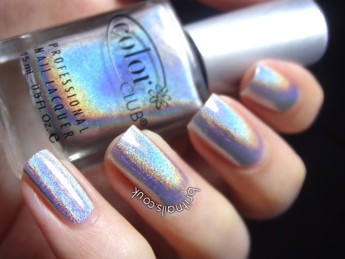 Color Club comes to the UK! + Halo Hues Swatches | Brit Nails