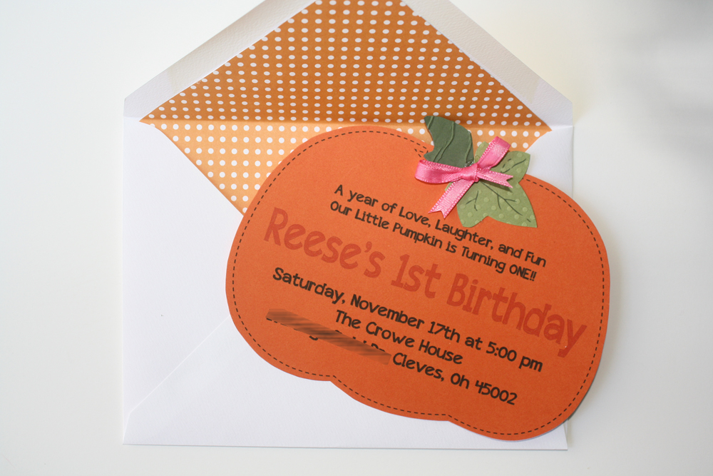 erica keuter designs toddler tuesday a little pumpkin s 1st birthday