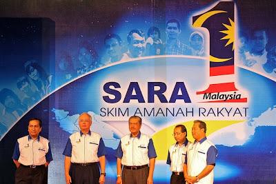 SARA 1Malaysia - Skim Amanah Rakyat 1Malaysia, syarat memohon SARA 1Malaysia, cara memohon SARA 1Malaysia, download borang SARA 1Malaysia