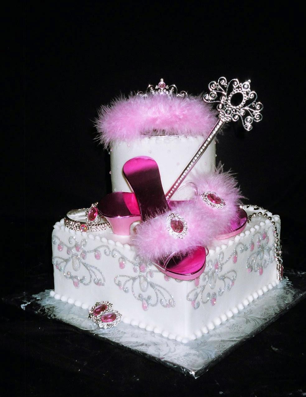 Birthday Cake Images Square : cake birthday: Photo Princess Birthday Cake Square Cake ...