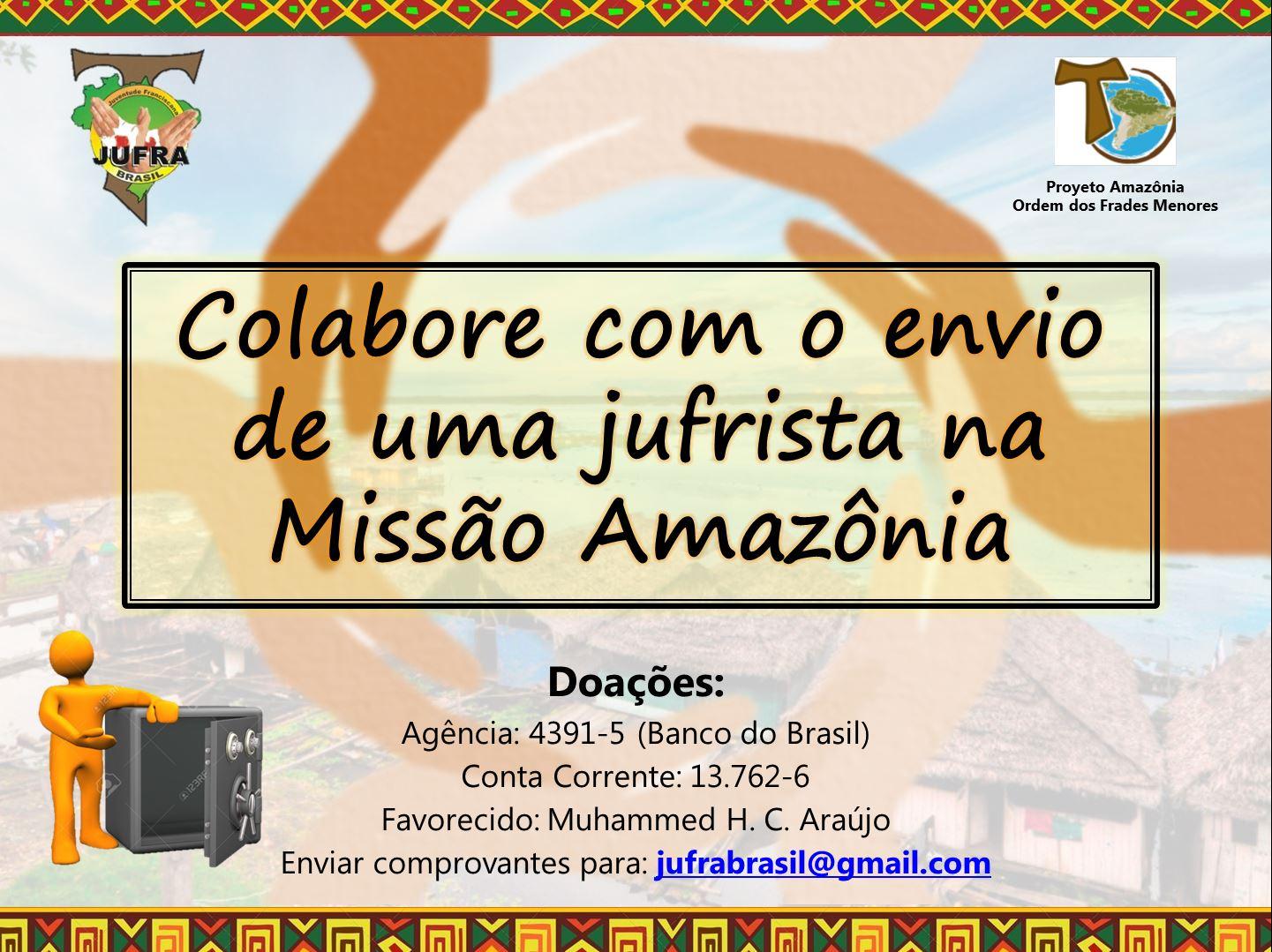 MISSÃO AMAZÔNIA 2018
