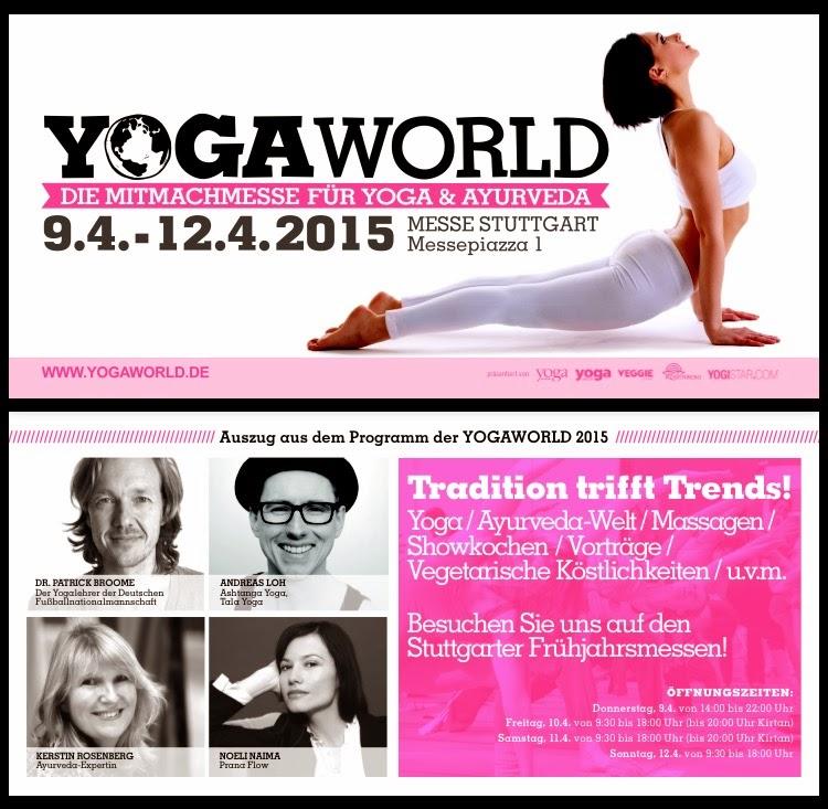 Yoga World 2015