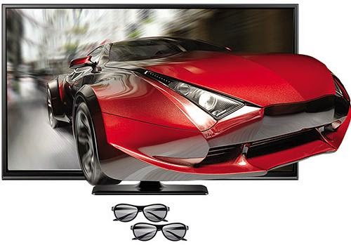 "Smart TV 3D Plasma LG 50"" 50PB690B HD"