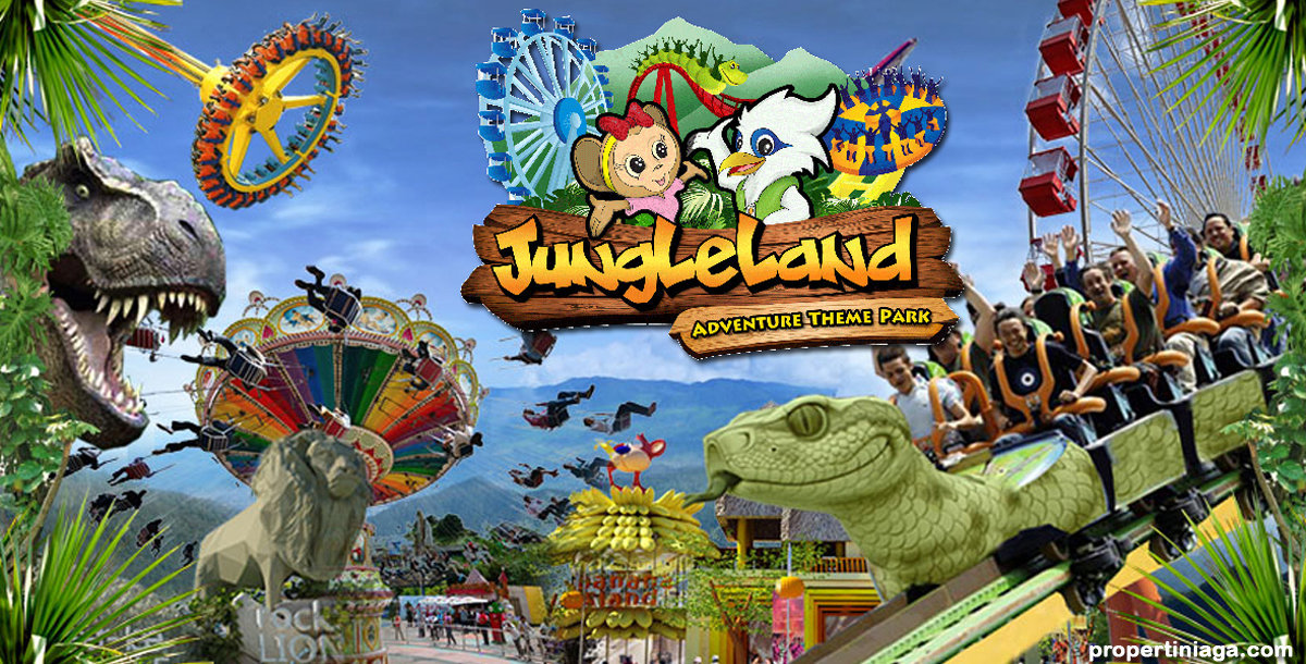 promo Jungleland Glow in The Park