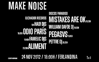 Festival Make Noise RAVAL