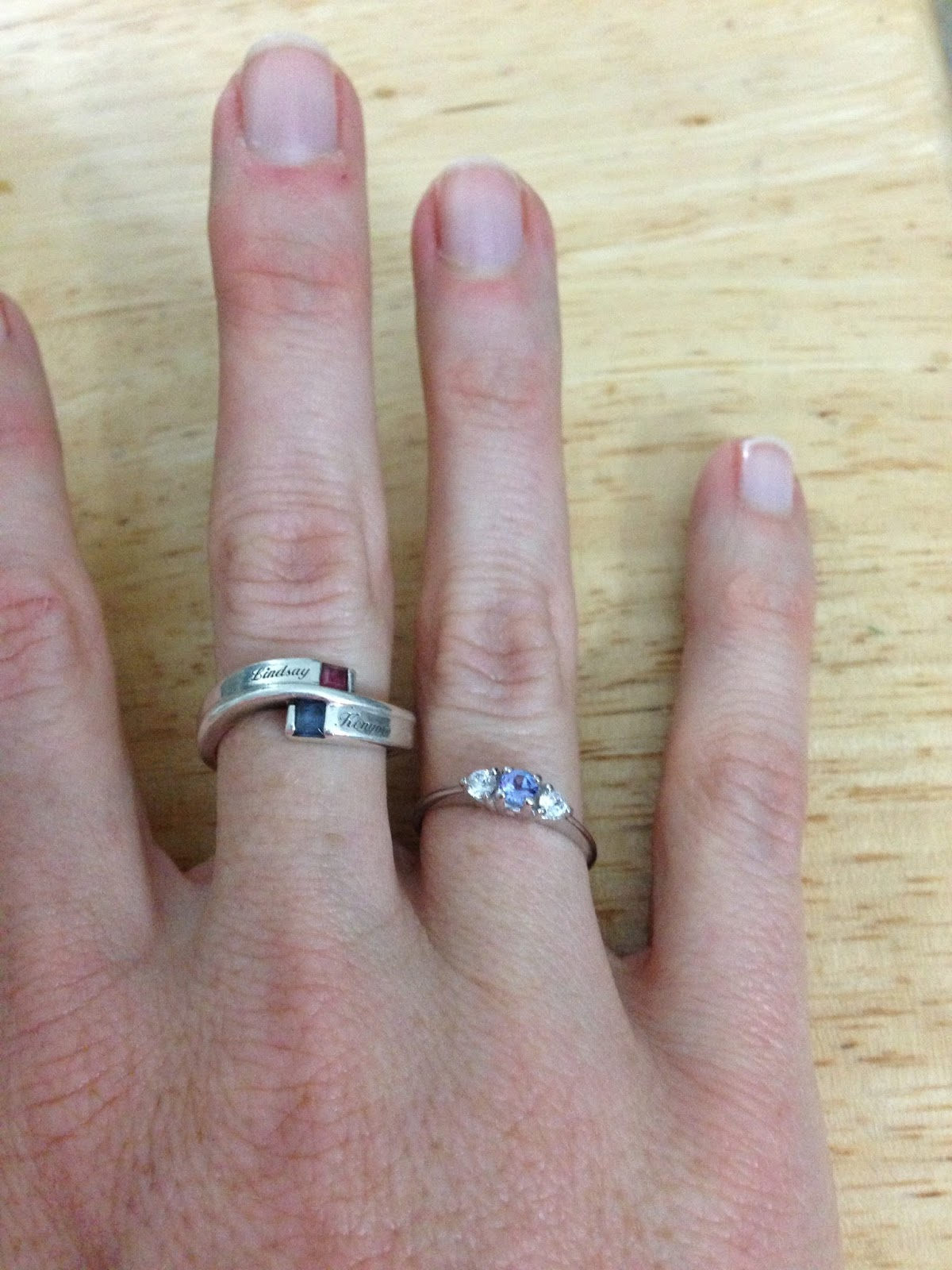 Re Sizing My Rings