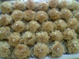 صور حلوى مغربية