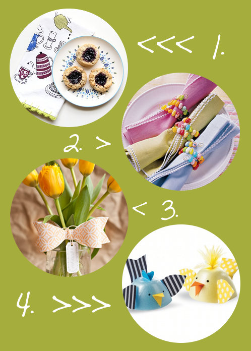 DIY Ideas for Easter Morning