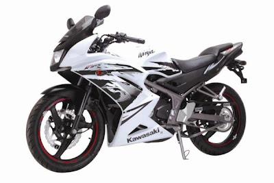 Modifikasi Ninja on Jajal Performa New Kawasaki Ninja 150 Rr 2012   Modifikasi Motor