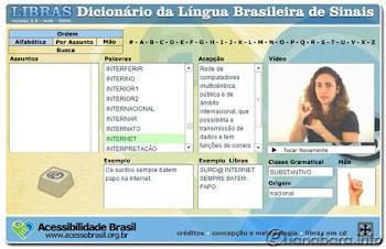 Dicionário de Libras