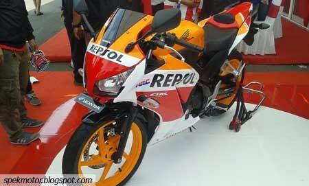 Honda CBR Lokal Repsol