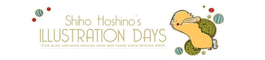 Shiho Hoshino's process blog!